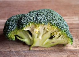 Skladování brokolice